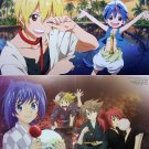 Magi The Labrynth of Magic / Cardfight!! Vanguard Double-sided Pin-up