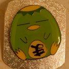 Japanese Green Chick Pin