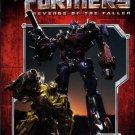 Transformers: Revenge of the Fallen Official Movie Adaptation Comic # 1C K-Mart Variant Edition VF