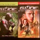 G.I. Joe The Movie Books