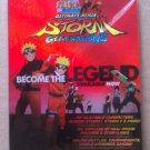 Naruto Shippuden Ultimate Ninja Storm Generations CCG SEALED Set