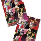 Tiger & Bunny Collage Clear File Folder