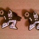 Star Wars Stormtrooper 2pcs Shoe/Croc Jibbitz Charms