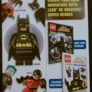DC Universe Lego Super Heroes Batman Bookmark
