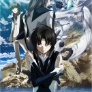 Fafner The Movie: Heaven & Earth BLU-Ray/DVD Flyer