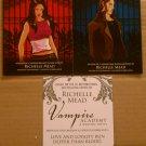 Vampire Academy A Graphic Novel (Richelle Mead) 2 Postcard Set