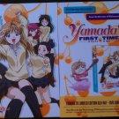 Yamada's First Time: B Gata H Kei DVD/Blu-ray Flyer