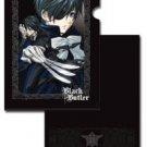 Black Butler (Kuroshitsuji) Ciel & Sebastian Clear File Folder