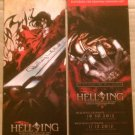 Hellsing BLU-Ray Bookmark