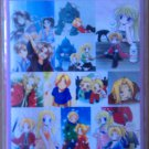 Fullmetal Alchemist Doujinshi 6 Sticker Sheet Set # 2