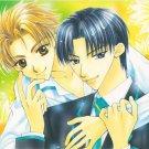 Sae Momoki's Junjoh Heart Kaihouku Postcard / BL YAOI