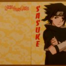 Naruto Way of the Ninja - Ninja Glow Card # G1 Naruto Uzumaki & # G3 Sasuke Uchiha