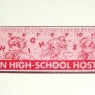Bisco Hatori's Ouran High-School Host Club 15cm Ruler