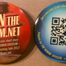 John Scalzi The Human Division Button/Pin Set
