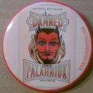 Chuck Palahniuk Damned Button/Pin