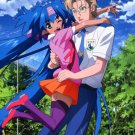 Macross Frontier: Lovers Forever Pin-up