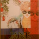 "Jane - Commander Ran Mahiru,  ""the Swan of Gold"" Shitajiki/Pencil Board"