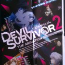 Shin Megami Tensei: Devil Survivor 2 The Animation Folded Poster