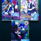 Clover no Kuni no Alice: Cheshire Cat Waltz Vol. 2-4