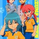 Inazuma Eleven Go Chrono Stone Double-Sided Pencil Board/Shitajiki