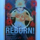 Katekyo Hitman Reborn! Sawada Tsunayoshi Mini Clear File