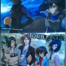 Mobile Suit Gundam 00 Double Sided Clear File # 1