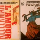 FCBD 2013 Kellerman L'Amour / Ramayan 3392 A.D. Reloaded Preview