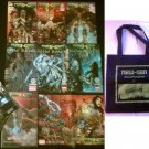 New-Gen Limited Edition Comics Set with Tote Bag, Autographed Poster & Flyers