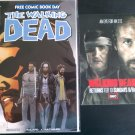Free Comic Book Day 2013 The Walking Dead Special & Flyer