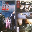 Benaroya Publishing # 1 Preview &  FCBD 2008 Imaginary Radical Comics