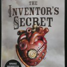 The Inventor's Secret by Andrea Cremer (Autographed Advance Uncorrected Copy)