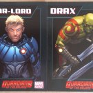 NYCC 2013 Marvel Guardians Of The Galaxy Trading Cards Set of 2