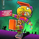 Halloween Comicfest 2013 Archaia Pantalones, TX Zombinata Mini Comic