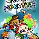 Halloween Comicfest 2013 Oni Press Sketch Monsters Mini Comic