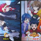 Valvrave the Liberator / Cardfight!! Vanguard Double-sided Pin-up