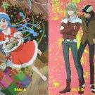 Tiger & Bunny / Shinryaku! Ika Musume Double-sided Pin up