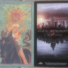 The Mortal Instruments: City of Bones The Sun Tarot Parallel card Leaf 2013