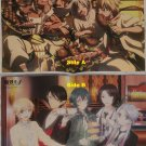 Magi - The Kingdom of Magic / Makai Ouji Devils and Realist Double-sided Pinup