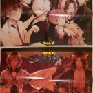 Diabolik Lovers: More, Blood / Juuza Engi ~Engetsu Sangokuden 2 Double-sided Poster