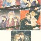 Viewfinder Finder Series Ayano Yamane Memo Cards set of 5 Akihito Asami (Yaoi)
