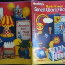 Plastic Canvas Small World Bazaar (Needleworks 109)