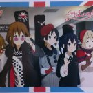 K-ON! Animedia Postcard