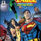 Justice League: Lost on Mars # 6 of 8 Mini Comic (DC Comics) Sealed General Mills Cereal Promo