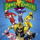 Free Comic Book Day 2014 Mighty Morphin' Power Rangers