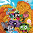 Free Comic Book Day 2014 Teen Titans Go #1 Special Edition