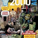 Free Comic Book Day 2014 2000 AD Special