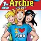 Free Comic Book Day 2014 Archie Digest # 1