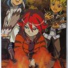Inazuma Eleven Go! Postcard # 03