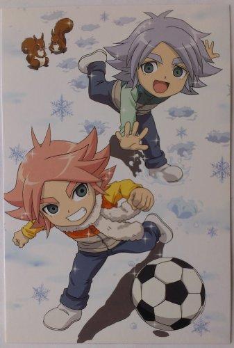 Inazuma Eleven Go! Postcard # 04
