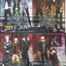 K Project ~Missing Kings~ Double-side Poster / Pin-up #3